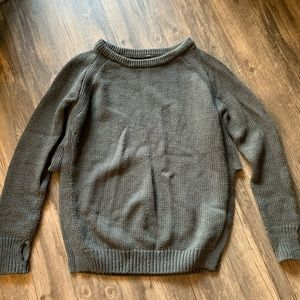 Lululemon boatneck sweater